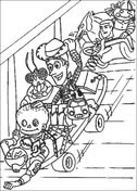 Dibujos De Toy Story Para Colorear Páginas Para Imprimir Y