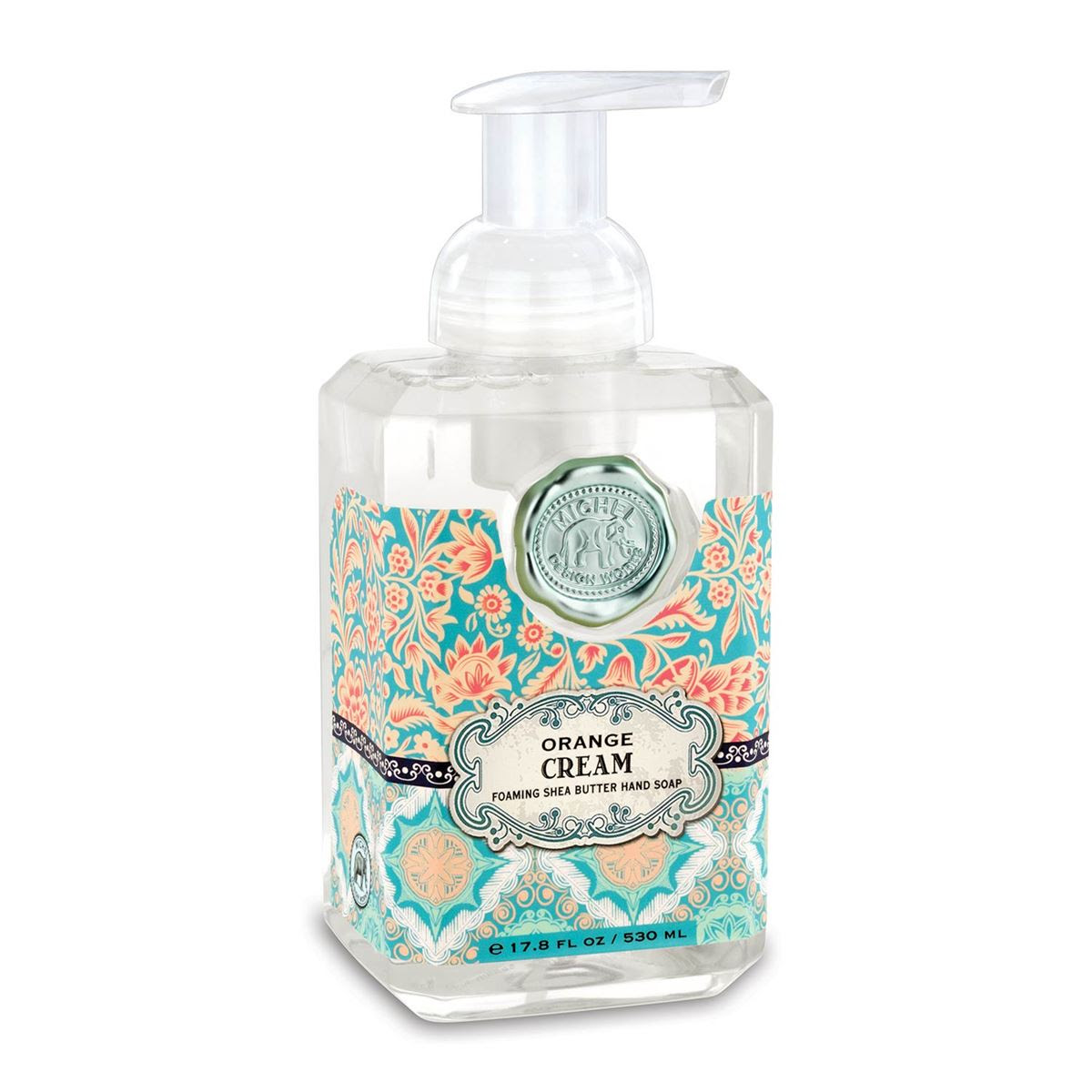 Foaming Hand Soap By Michel Design Works Orange Cream