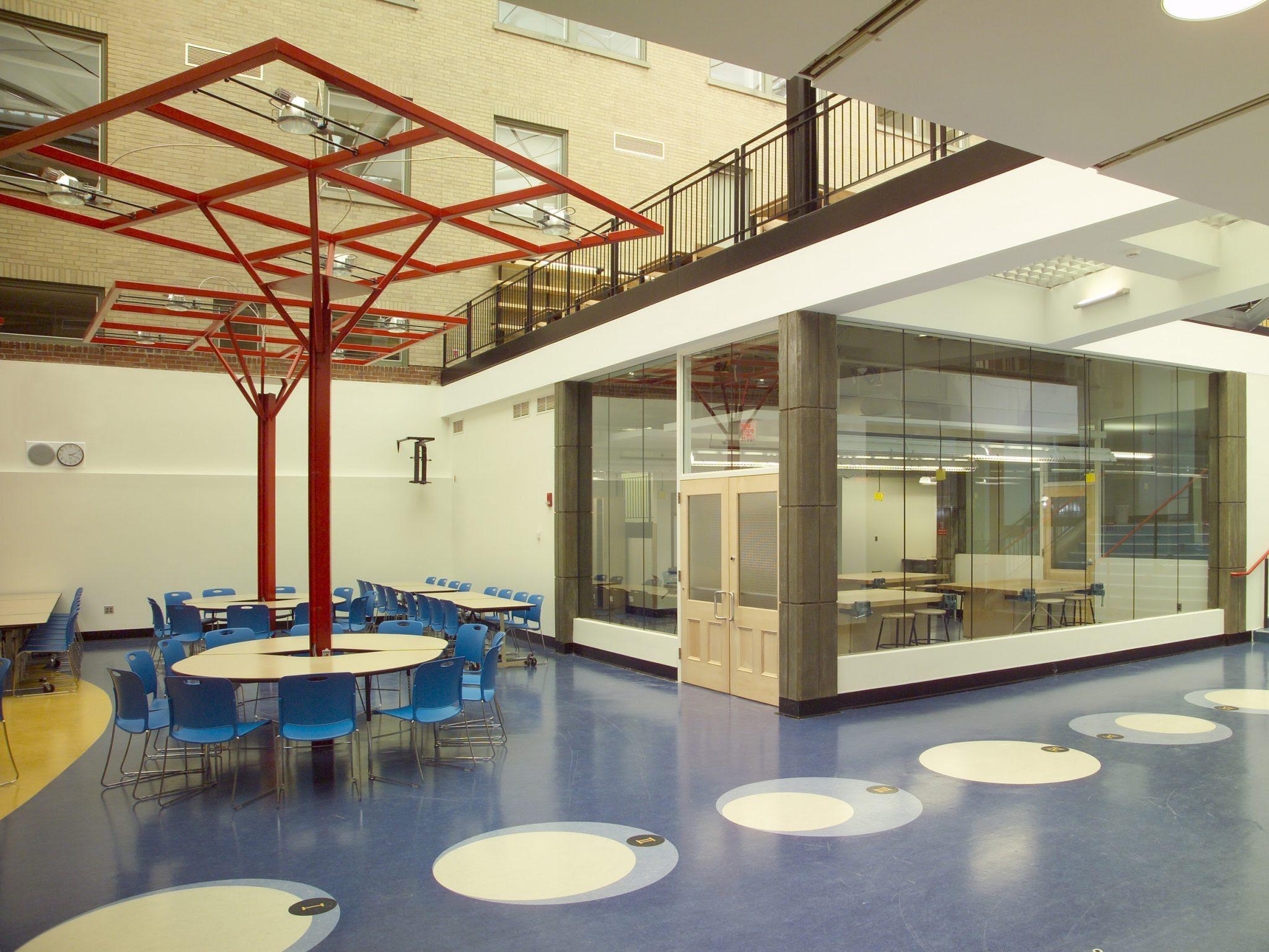 Buffalo Public School No 67 Discovery School Hhl Architects