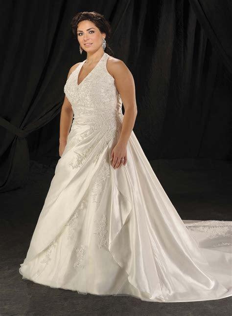 Affordable Plus Size Vintage Wedding Dresses