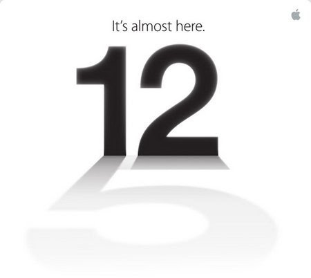 Apple will launch the iPhone 5 today at 10:30 PM india time !!