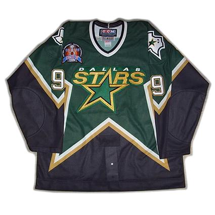 1998-99 Dallas Stars jersey