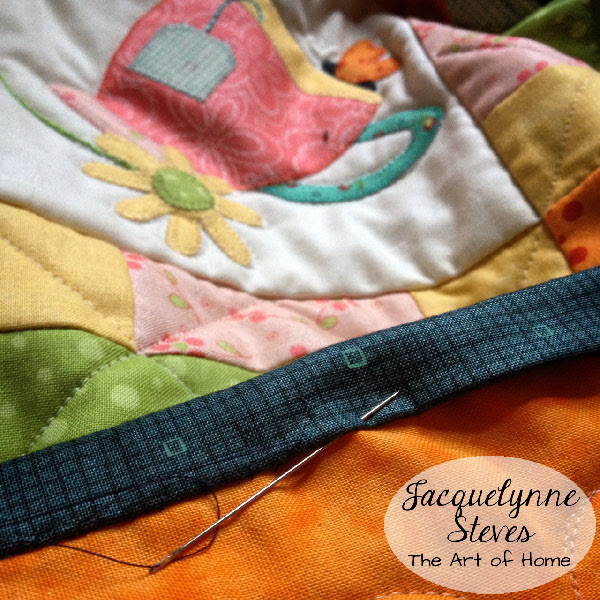 Binding Cozy Afternoon- Jacquelynne Steves_