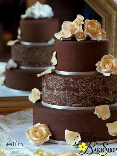 Classic Wedding Cakes, Custom Wedding Cakes, Specialty