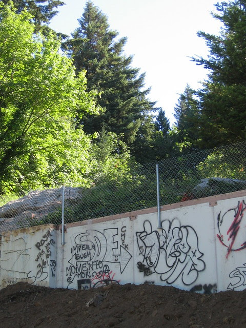 Abandoned Nuclear Bunker, Kelly Butte