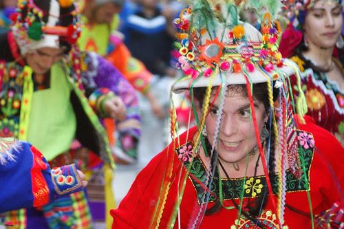 Carnaval por la educación. by Manuel Venegas