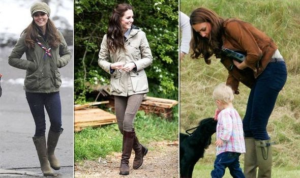 Kate Middleton Has Worn These Shoes With Over a Dozen
