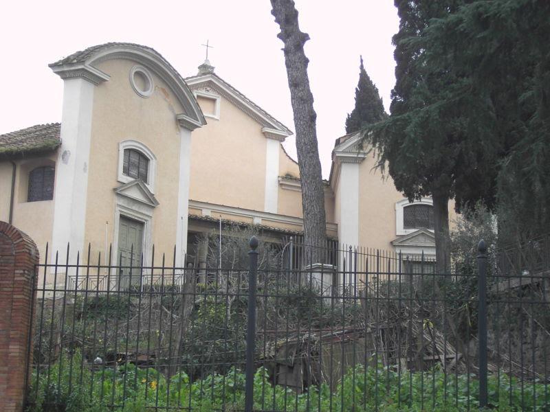 Celio - san Gregorio - oratori 1734.JPG