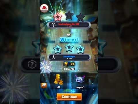 Chaos League - Clash Royale Benzeri
