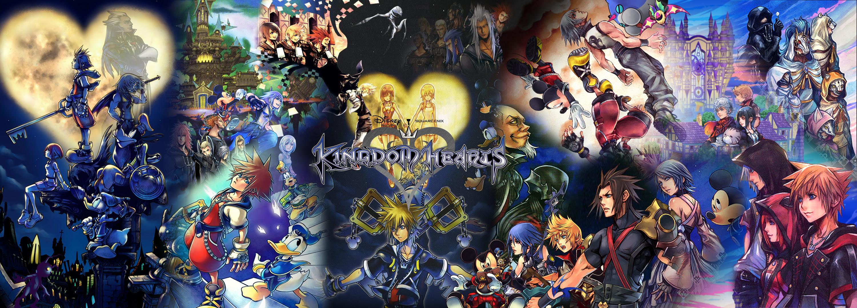 Kingdom Hearts 2 Wallpaper 71 Images