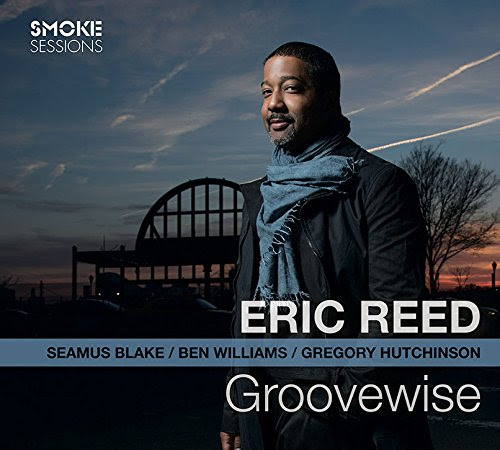 Eric Reed - Groovewise cover