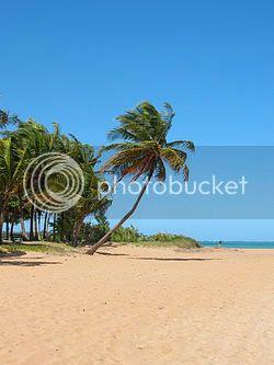 Luquillo Beach in Puerto Rico