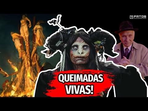 As bruxas da vida real que foram condenadas à morte - Sexta do Medo