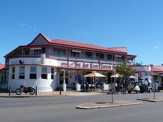 The Air Raid Tavern Centre, Moruya