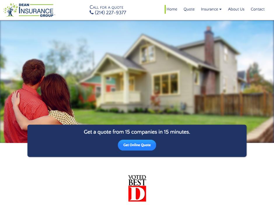 Dean Insurance Group | Texas Insurance for Auto / Car ...