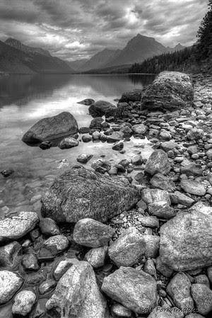 Lake McDonald - Glacier National Park, Montana