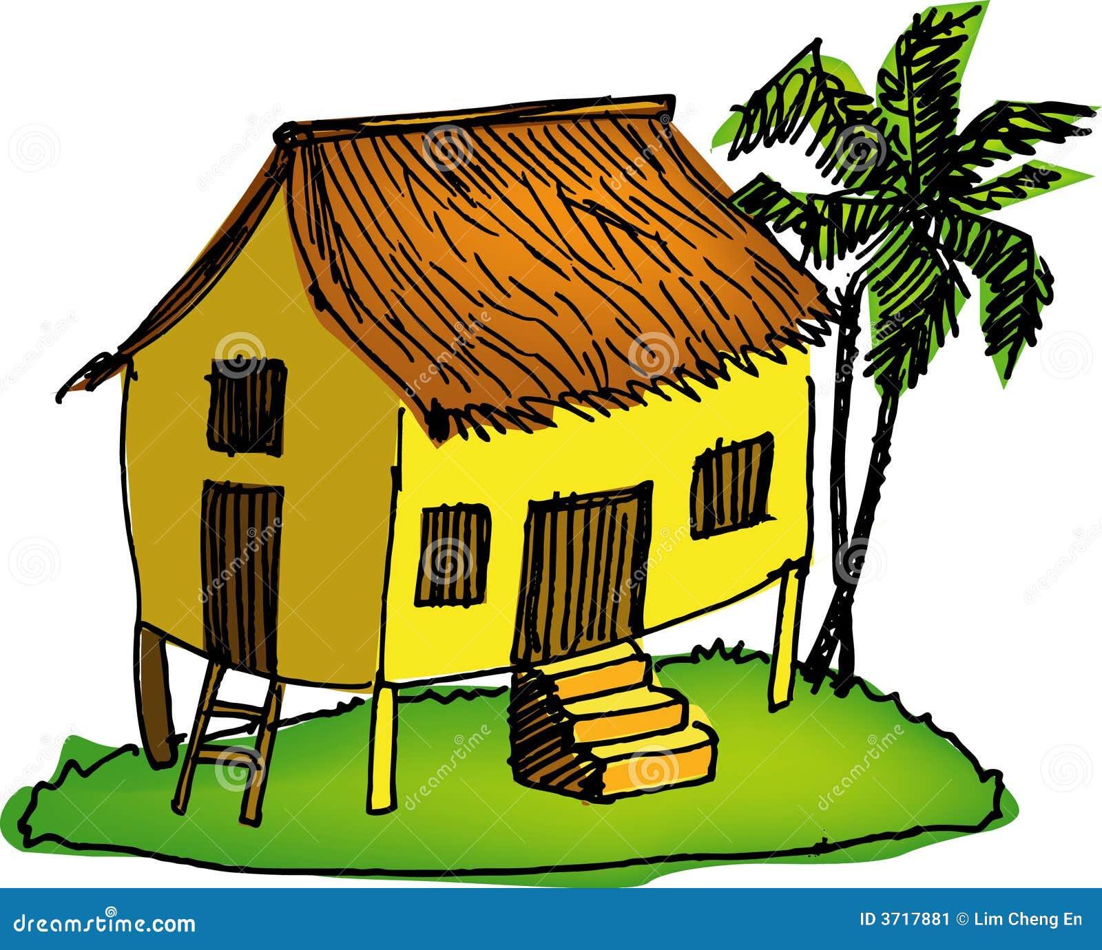 Rumah Kampung Vector Lowongan Kerja