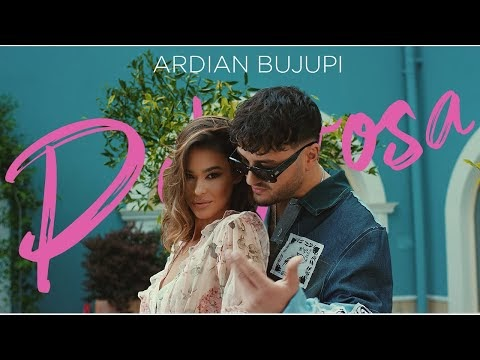 Ardian Bujupi - PELIGROSA (Lyrics)