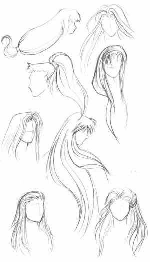 Coupe De Cheveux Manga Fille Janis Howell Blog