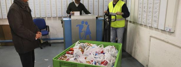 Dez mil esperam por ajuda do Banco Alimentar em Setúbal