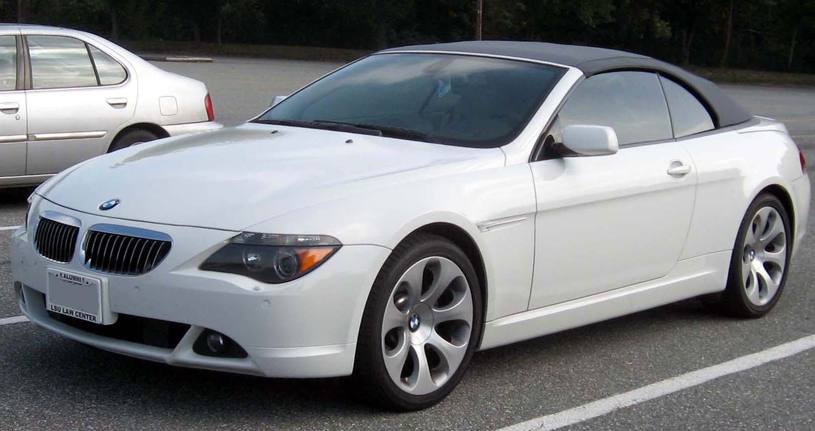 bmw 650i convertible 2007 review