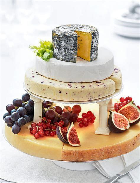 DIY Perfect Cheese Wheel Wedding Cake   mywedding