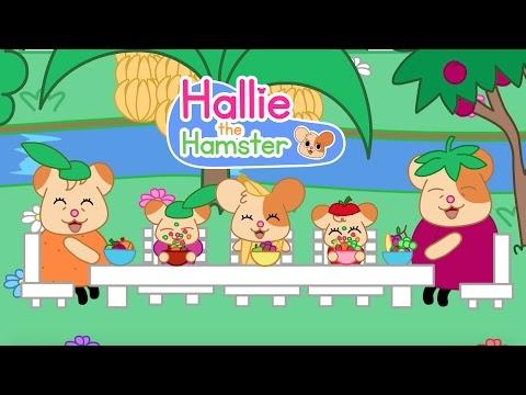 Hallie the Hamster
