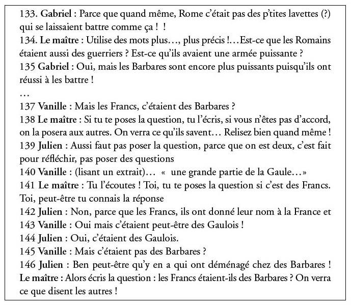 Exemple De Texte Argumentatif Sur L école - Exemple de Texte