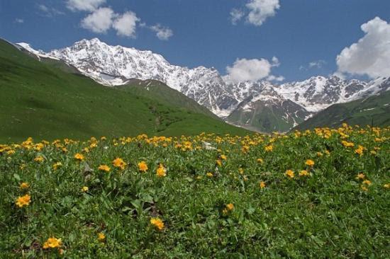 Upper Svaneti Pictures