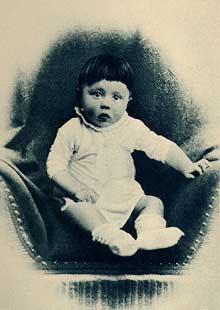 Hitler bébé