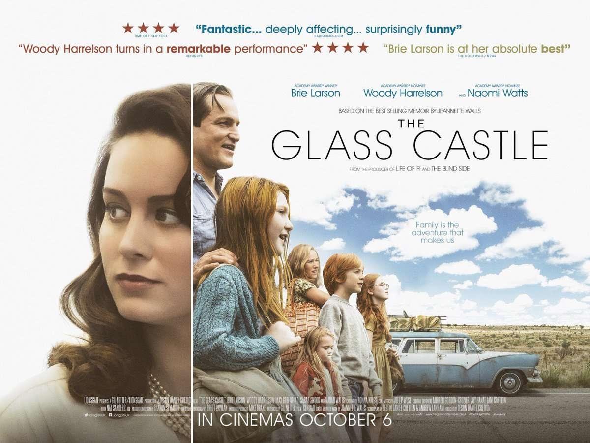 Το Γυάλινο Κάστρο (The Glass Castle) Quad Poster Πόστερ