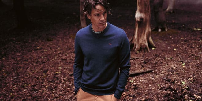 Aubin & Wills Clothing: AW12 Collection