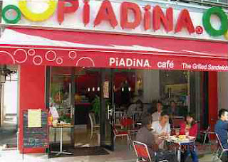 Piadina Italian Passion Food Piadina In The Heart Of Tokyo