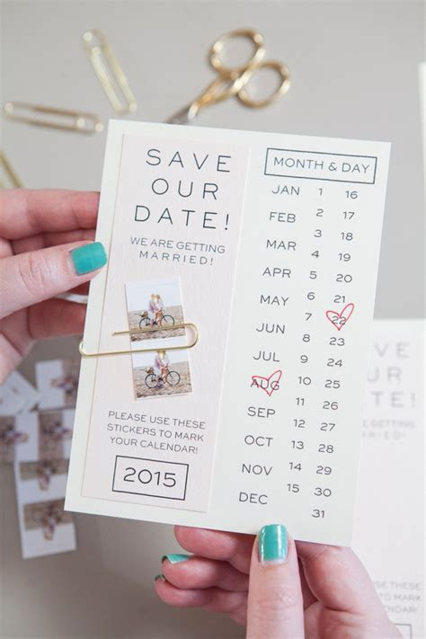 Make your own Instagram Save the Date Invitation
