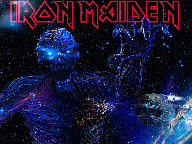 Iron Maiden Iron Maiden Wallpaper 38938216 Fanpop