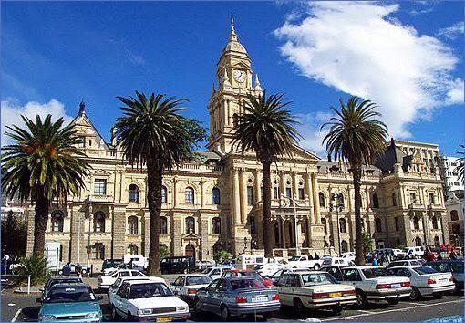 Houses of Parliament - Sehenswürdigkeiten Kapstadt
