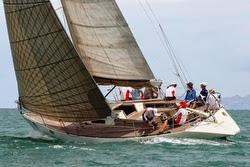 J/41 Thailand- Souay 1 sailing offshore
