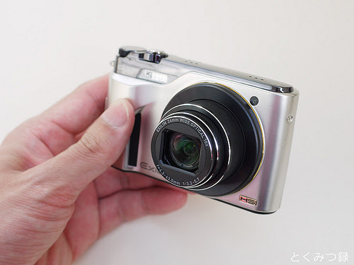 カシオ デジタルカメラ HIGH SPEED EXILIM | EX-FH100