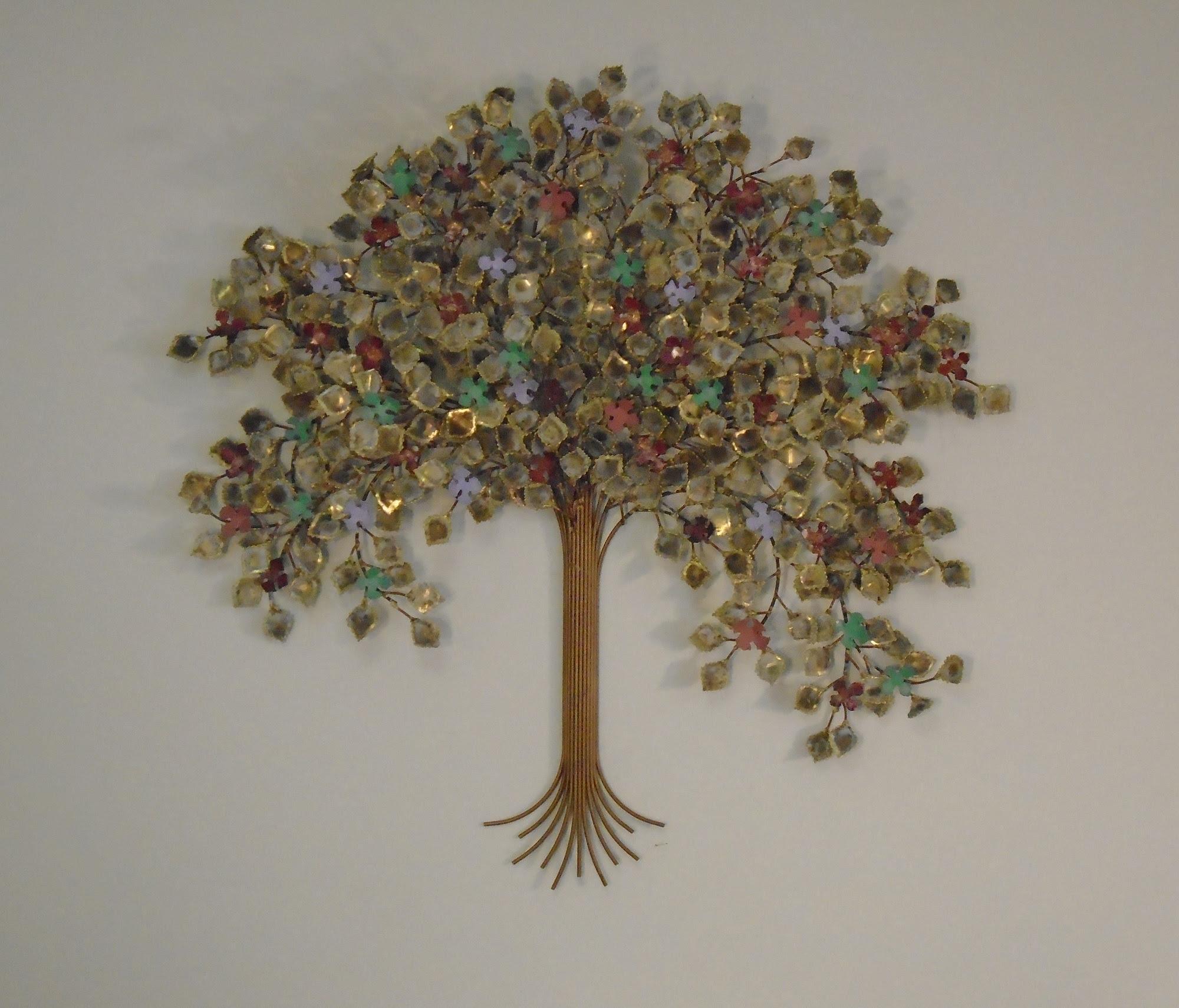 Metal Wall Art and Wall Decor - Trees - Gurtan Designs