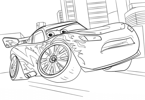 940 Cars 3 Coloring Pages Download Free Images