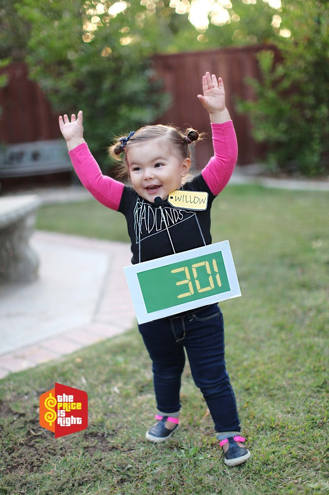 Meet The 2 Year Old Who Just Won Halloween