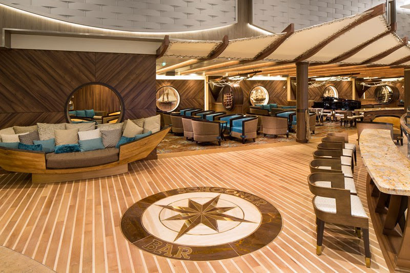 Harmony of the Seas: a bordo do maior navio de passageiros do mundo 13