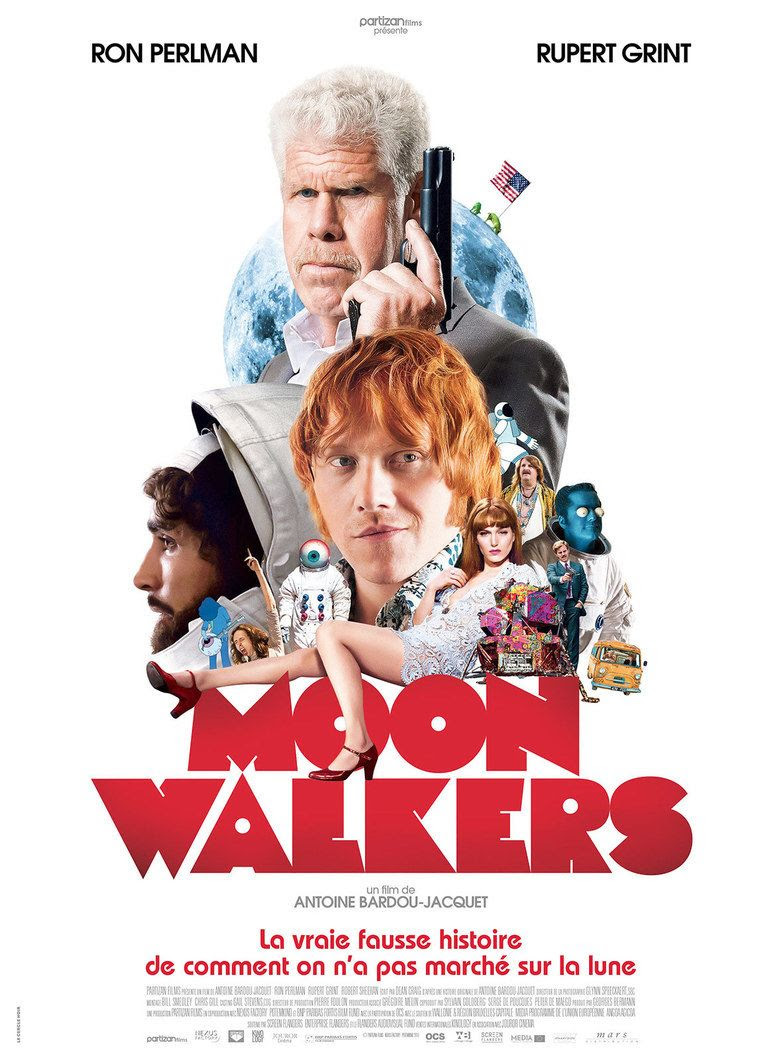 Image result for moonwaLKERS FILM