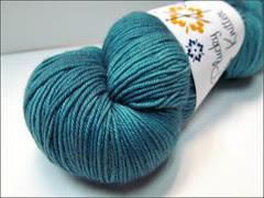 Vintage Icebox Primo! yarn, close up