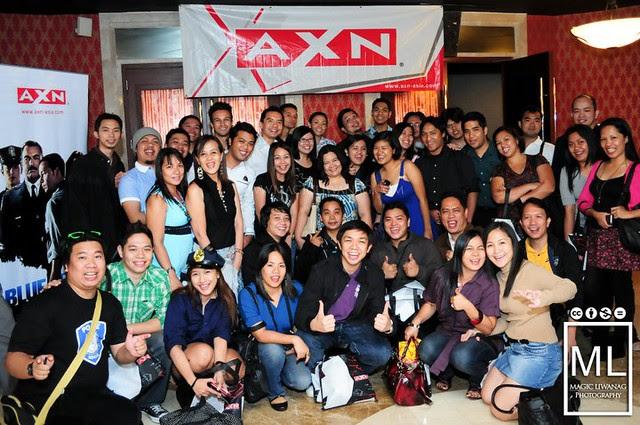 AXN Blue Bloods Premiere