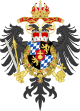 Coat of Arms of Charles VII Albert, Holy Roman Emperor.svg
