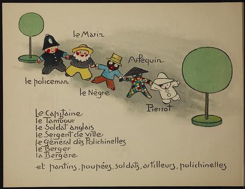 Debussy - La Boîte à joujoux e