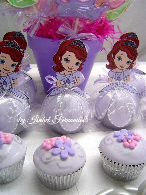 Cupcakes and Candy Apples   Kids Party Favors and Sweeties
