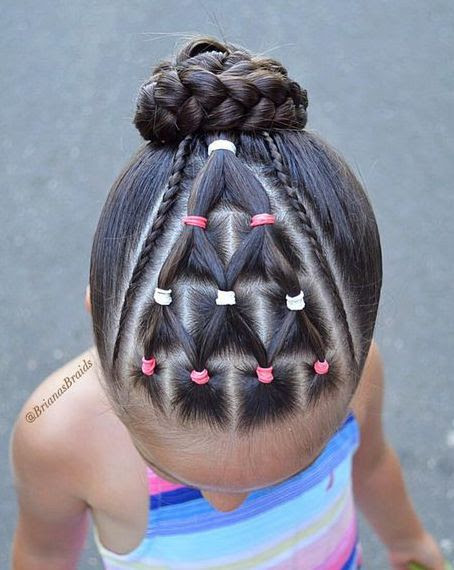 Toddler Braided Hairstyles with Beads | New Natural Hairstyles