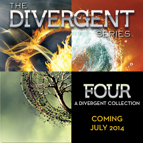 "divergentofficial:  Exciting news, Initiates: FOUR: A DIVERGENT COLLECTION – a new, full-length, hardcover volume from Veronica Roth – is coming out in July 2014 to complete the Divergent series! What does this mean, exactly? Well, it means we have to wait a little longer for more from Four, but it's going to be worth the wait. The new hardcover, told from Four's perspective, features a collection of much longer stories plus additional original content from Veronica. And if you already pre-ordered the e-novellas, don't fret! They'll still be coming your way in July 2014 too. If you have any questions for us, our ask box is always open. Stay tuned for more information.  As promised, we're back with more information! Here's the official description for the new hardcover volume…""Fans of the Divergent series by #1 New York Times bestselling author Veronica Roth will be thrilled by Four: A Divergent Collection, a fourth volume in the Divergent series. Readers first encountered Tobias Eaton as ""Four"" in Divergent. His voice is an integral part of Allegiant. Readers will find more of this charismatic character's backstory told from his own perspective in Four: A Divergent Collection. When read together, these long narrative pieces illuminate the defining moments in Tobias Eaton's life. The first three pieces in this volume—""The Transfer,"" ""The Initiate,"" and ""The Son""—follow Tobias's transfer from Abnegation to Dauntless, his Dauntless initiation, and the first clues that a foul plan is brewing in the leadership of two factions. The fourth story, ""The Traitor,"" runs parallel with the events of Divergent, giving readers a glimpse into the decisions of loyalty—and love—that Tobias makes in the weeks after he meets Tris Prior. Exclusive scenes included!"" You can preorder Four: A Divergent Collection here!"